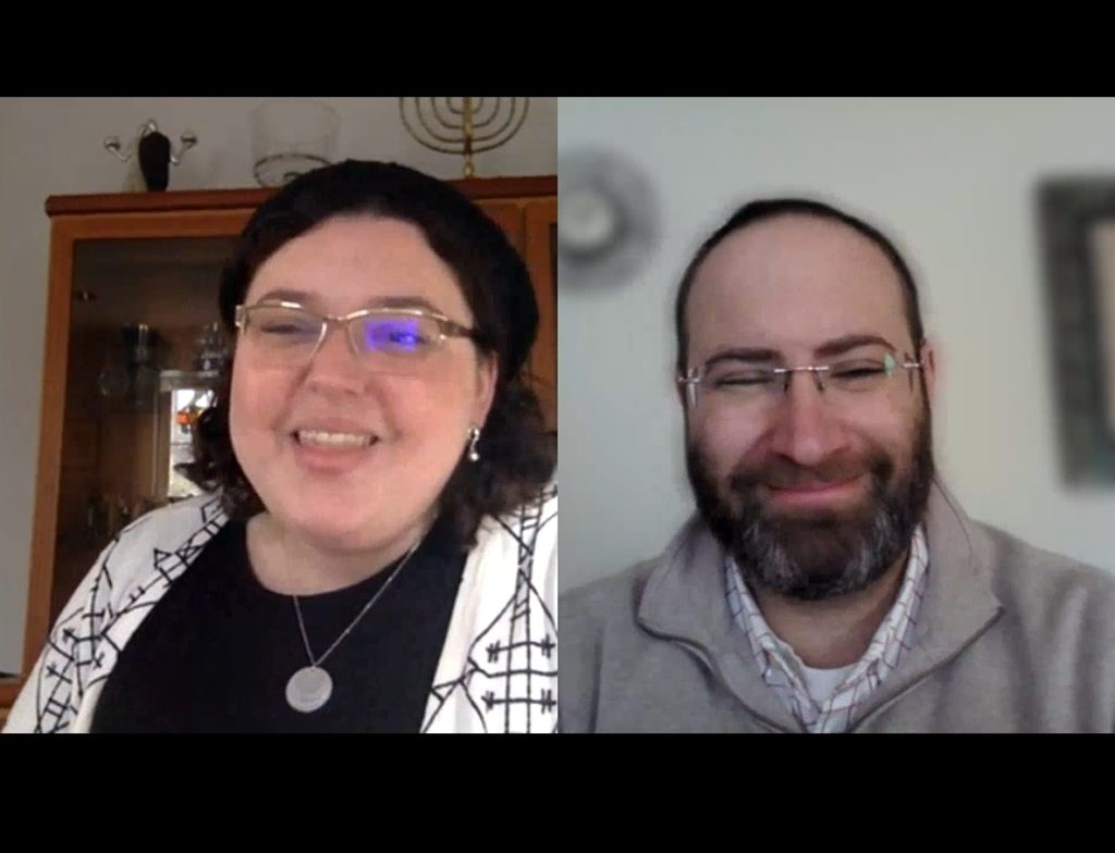 "New Video & Podcast Episode: ""Miriam's Well"" featuring Maharat Ruth Balinsky-Friedman"