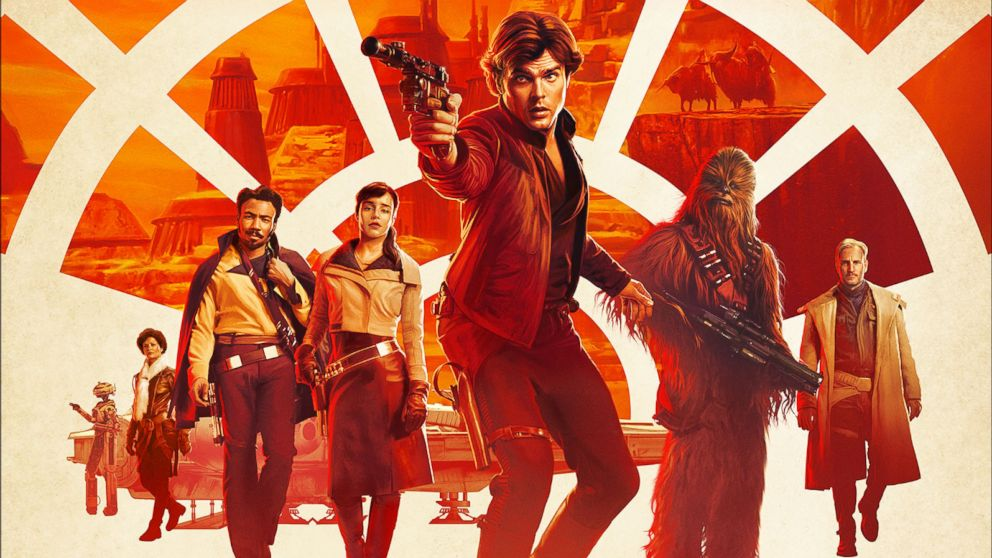 """Star Wars & Judaism XI: Solo: A Star Wars Story"" Zoom Session This Evening"