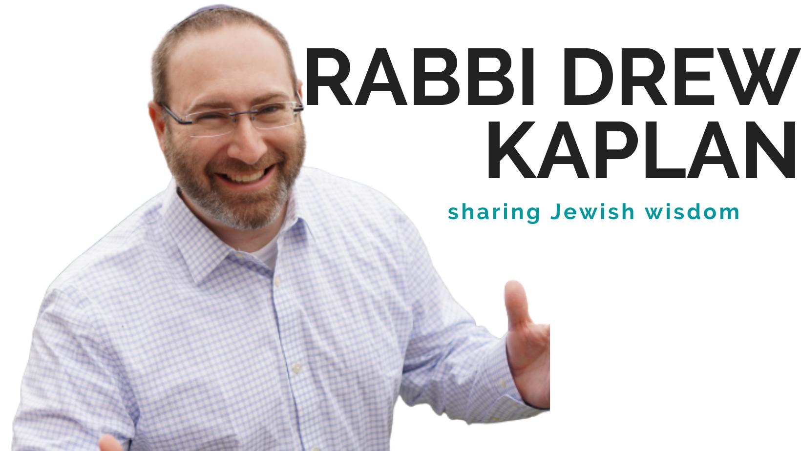Rabbi Drew Kaplan